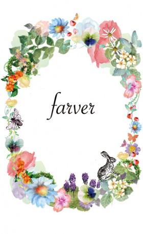 Flower shop Farver shop card Design&shop paint